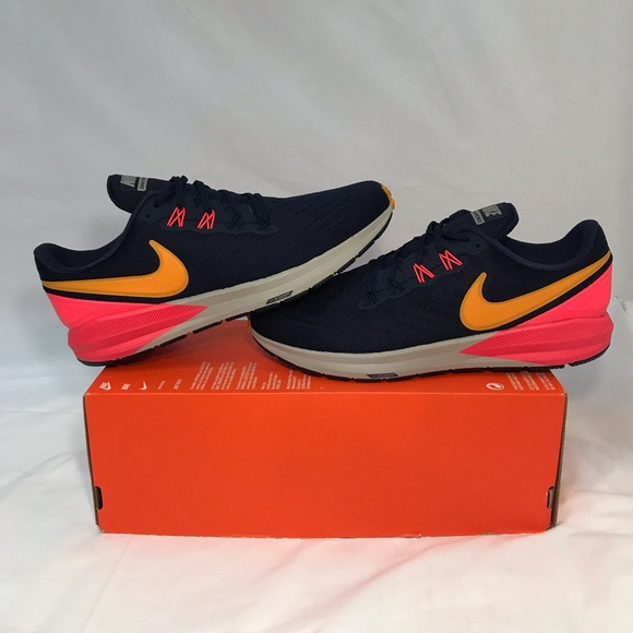 6616dadfdbaf Nike Air Zoom Structure 22 RARE SAMPLE Shoes  NEW